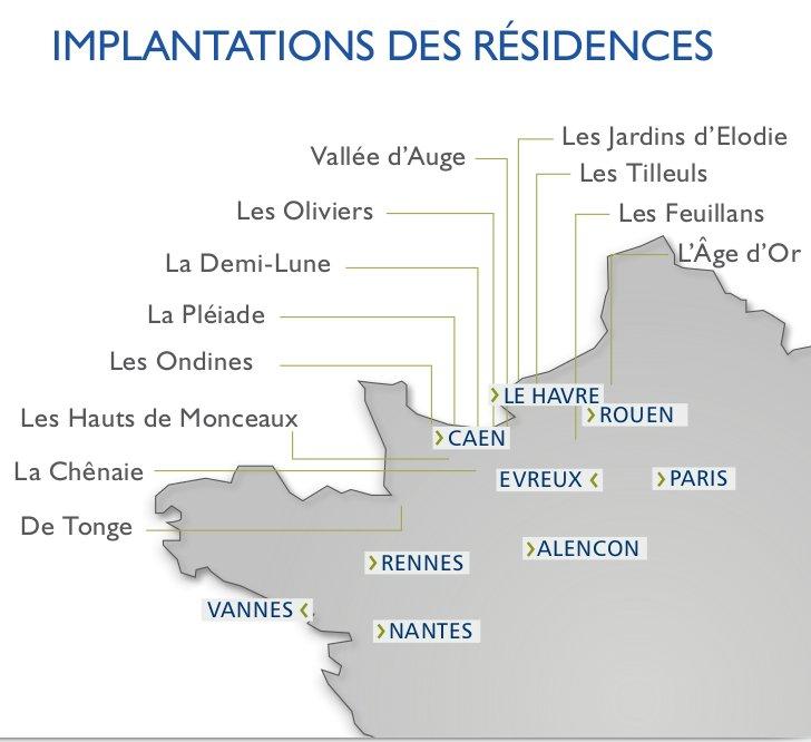 implantation residences ehpad matines lmnp